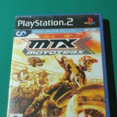 Jeux Vidéo et Consoles: JUEGO PS2- MTX MOTOTRAX(COMPLETO). Lote 219380328