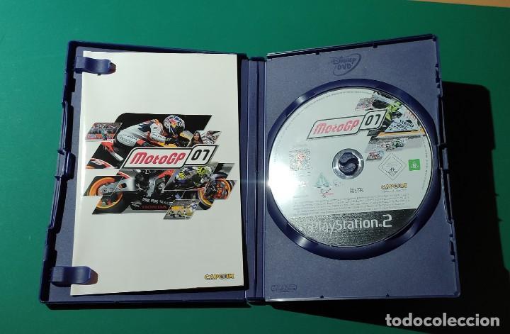 Videojuegos y Consolas: JUEGO PS2- MotoGP 07(COMPLETO) - Foto 2 - 219380791