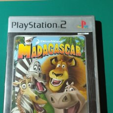 Videojuegos y Consolas: JUEGO PS2- MADAGASCAR(COMPLETO). Lote 219383217