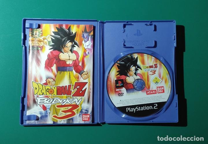 Videojuegos y Consolas: JUEGO PS2- DRAGON BALL Z BUDIKAI 3(COMPLETO) - Foto 2 - 219383378