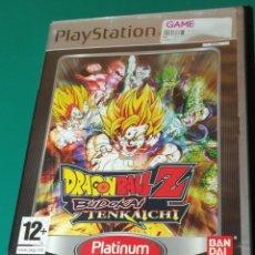 Videojuegos y Consolas: JUEGO PS2- DRAGON BALL Z BUDOKAI TENKAICHI(COMPLETO). Lote 219383487