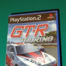 Jeux Vidéo et Consoles: JUEGO PS2- GT-R TOURING(COMPLETO). Lote 219383570