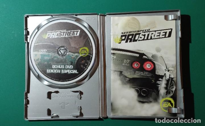 Videojuegos y Consolas: JUEGO PS2- NEED FOR SPEED PROSTREET(COMPLETO) Los dos discos - Foto 2 - 219383830