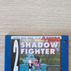 """Videojuegos y Consolas: SHADOW FIGHTER-DISKETTE 3,5""""-COMMODORE AMIGA-DEMO-AMIGA POWER ISSUE 46-AÑOS 90.. Lote 225755847"""