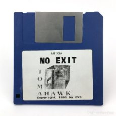 Videojuegos y Consolas: NO EXIT TOMAHAWK COKTEL VISION CVS 1990 JUEGO ANTIGUO VIDEOJUEGO VINTAGE COMMODORE AMIGA DISKETTE. Lote 227629625