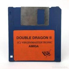 Videojuegos y Consolas: DOUBLE DRAGON II DRO SOFT VIRGIN MASTERTRONIC VIDEOJUEGO CLASICO VINTAGE COMMODORE AMIGA DISKETTE. Lote 227648945