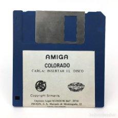 Videojuegos y Consolas: COLORADO PROEIN SOFT LINE SILMARILS 1990 ANTIGUO VIDEOJUEGO CLASICO VINTAGE COMMODORE AMIGA DISKETTE. Lote 227648960