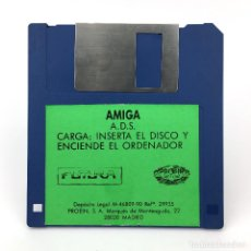 Videojuegos y Consolas: ADVANCED DESTROYER SIMULATOR A.D.S. PROEIN SOFT LINE FUTURA 1990 VIDEOJUEGO COMMODORE AMIGA DISKETTE. Lote 227648962