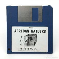 Videojuegos y Consolas: AFRICAN RAIDERS TOMAHAWK COKTEL VISION 1990 RAREZA VIDEOJUEGO JUEGO VINTAGE COMMODORE AMIGA DISKETTE. Lote 227649239