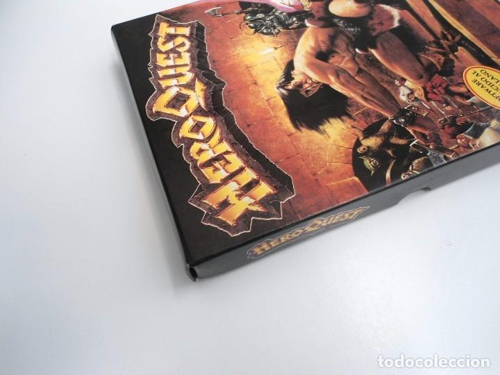 Videojuegos y Consolas: HEROQUEST HERO QUEST - JUEGO AMIGA COMPLETO - GREMBLIN GRAPH. DROSOFT 1991 - RARO - Foto 7 - 229052260