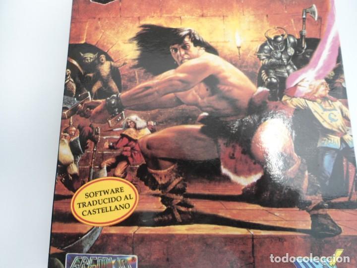 Videojuegos y Consolas: HEROQUEST HERO QUEST - JUEGO AMIGA COMPLETO - GREMBLIN GRAPH. DROSOFT 1991 - RARO - Foto 22 - 229052260