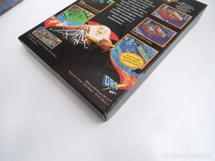 Videojuegos y Consolas: HEROQUEST HERO QUEST - JUEGO AMIGA COMPLETO - GREMBLIN GRAPH. DROSOFT 1991 - RARO - Foto 18 - 229052260