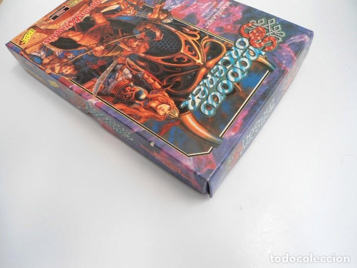 Videojuegos y Consolas: SHADOW SORCERER ADVANCED DUNGEONS & DRAGONS D&D - JUEGO AMIGA COMPLETO CON LIBRO PISTAS - MUY RARO - Foto 4 - 229060490