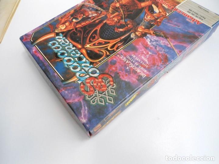 Videojuegos y Consolas: SHADOW SORCERER ADVANCED DUNGEONS & DRAGONS D&D - JUEGO AMIGA COMPLETO CON LIBRO PISTAS - MUY RARO - Foto 6 - 229060490