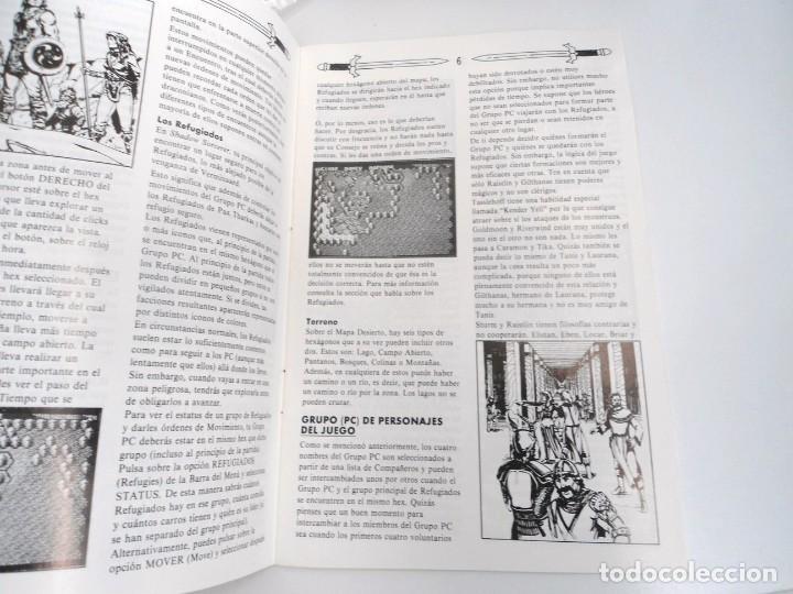 Videojuegos y Consolas: SHADOW SORCERER ADVANCED DUNGEONS & DRAGONS D&D - JUEGO AMIGA COMPLETO CON LIBRO PISTAS - MUY RARO - Foto 16 - 229060490