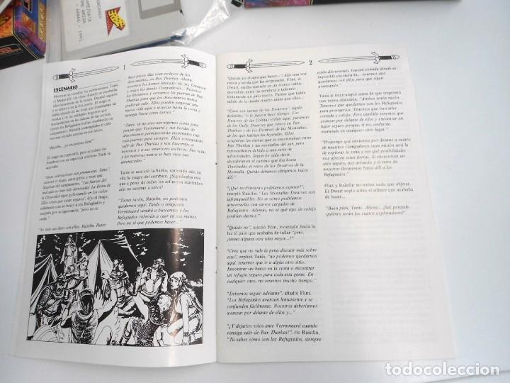 Videojuegos y Consolas: SHADOW SORCERER ADVANCED DUNGEONS & DRAGONS D&D - JUEGO AMIGA COMPLETO CON LIBRO PISTAS - MUY RARO - Foto 18 - 229060490