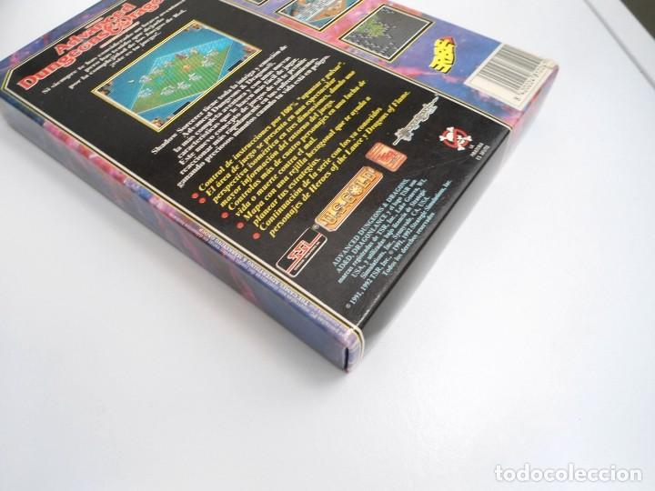 Videojuegos y Consolas: SHADOW SORCERER ADVANCED DUNGEONS & DRAGONS D&D - JUEGO AMIGA COMPLETO CON LIBRO PISTAS - MUY RARO - Foto 30 - 229060490