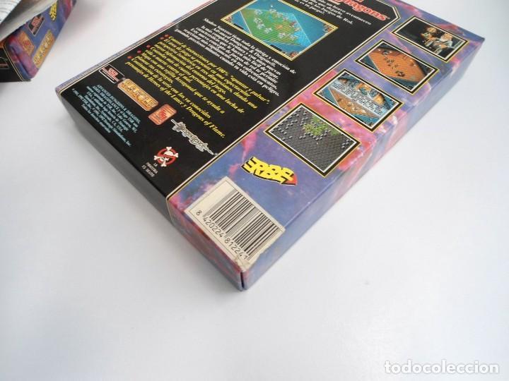 Videojuegos y Consolas: SHADOW SORCERER ADVANCED DUNGEONS & DRAGONS D&D - JUEGO AMIGA COMPLETO CON LIBRO PISTAS - MUY RARO - Foto 31 - 229060490