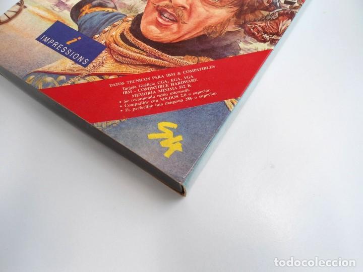 Videojuegos y Consolas: LA CARGA DE LA BRIGADA LIGERA - JUEGO AMIGA COMPLETO - IMPRESSIONS SYSTEM 4 1991 - RARO - Foto 13 - 229068095
