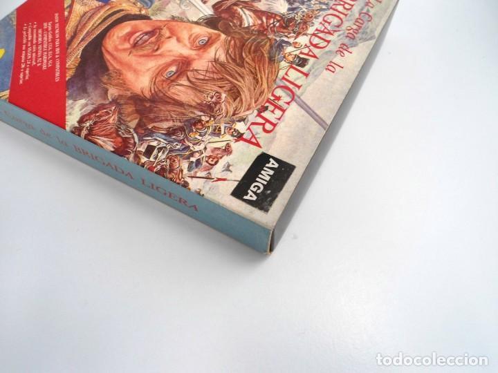 Videojuegos y Consolas: LA CARGA DE LA BRIGADA LIGERA - JUEGO AMIGA COMPLETO - IMPRESSIONS SYSTEM 4 1991 - RARO - Foto 14 - 229068095
