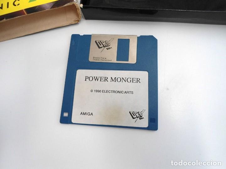 Videojuegos y Consolas: POWER MONGER - JUEGO AMIGA - ELECTRONIC ARTS DRO SOFT 1990 - Foto 4 - 229071030