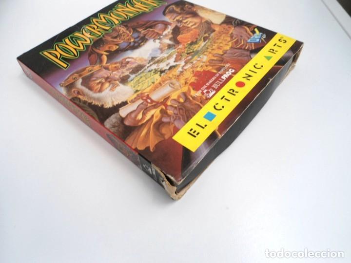 Videojuegos y Consolas: POWER MONGER - JUEGO AMIGA - ELECTRONIC ARTS DRO SOFT 1990 - Foto 5 - 229071030