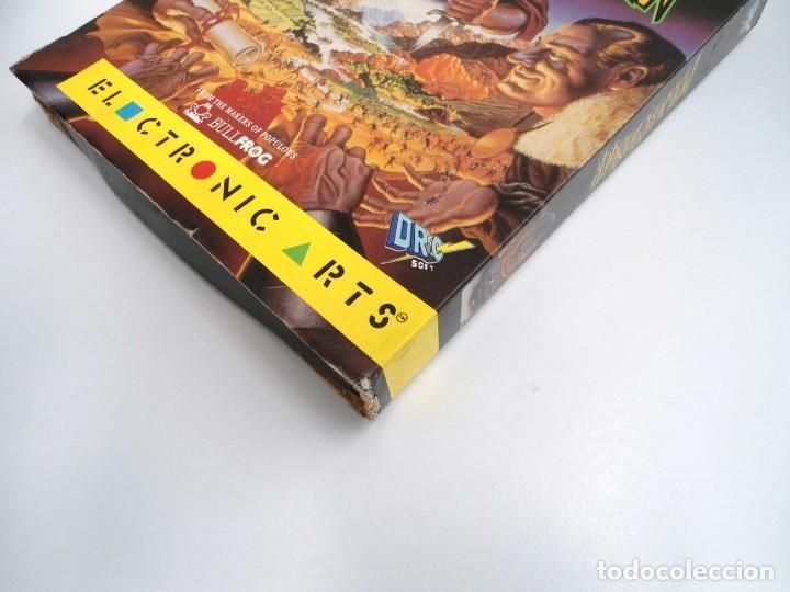 Videojuegos y Consolas: POWER MONGER - JUEGO AMIGA - ELECTRONIC ARTS DRO SOFT 1990 - Foto 6 - 229071030