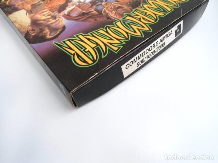 Videojuegos y Consolas: POWER MONGER - JUEGO AMIGA - ELECTRONIC ARTS DRO SOFT 1990 - Foto 7 - 229071030