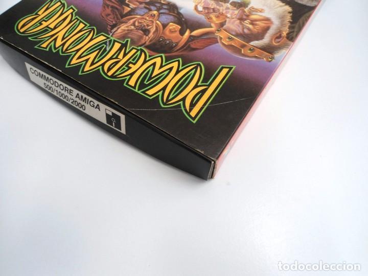 Videojuegos y Consolas: POWER MONGER - JUEGO AMIGA - ELECTRONIC ARTS DRO SOFT 1990 - Foto 8 - 229071030