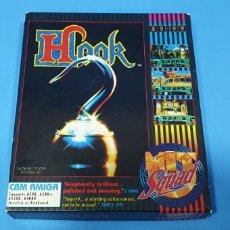 Videojuegos y Consolas: HOOK - THE SQUAD - CBM AMIGA - DISK 1/2/3 Y 4. Lote 229310900