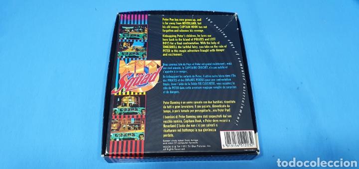 Videojuegos y Consolas: HOOK - THE SQUAD - CBM AMIGA - DISK 1/2/3 y 4 - Foto 6 - 229310900