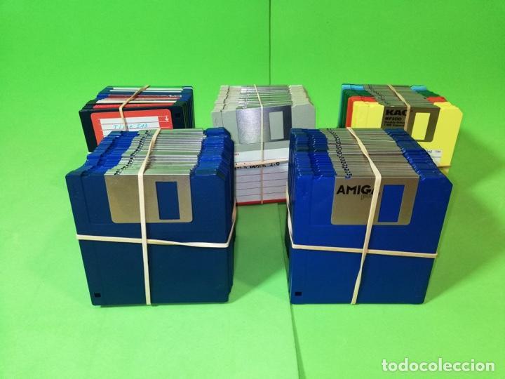 DISQUETES 3,5 DS/DD (AMIGA, ATARI, TECLADOS) (Juguetes - Videojuegos y Consolas - Amiga)