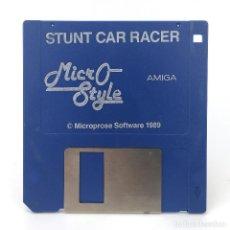 Videojuegos y Consolas: STUNT CAR RACER MICRO STYLE MICROPROSE SOFTWARE 1989 JUEGO CARRERAS DISKETTE 3½ CBM COMMODORE AMIGA. Lote 230425520