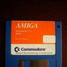 """Videojuegos y Consolas: AMIGA WORKBENCH 1.3 SPAIN (COMMODORE AMIGA 500) VER 1.3.2 DISKETTE 3,5"""" SOFTWARE ORIGINAL. Lote 232151585"""
