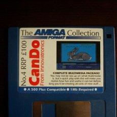 """Videojuegos y Consolas: THE AMIGA COLLECTION (CAN DO FROM INOVATRONICS AMIGA 500) 3,5"""" SOFTWARE ORIGINAL. Lote 232151935"""