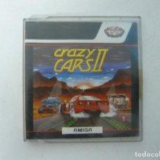 Videogiochi e Consoli: CRAZY CARS II / ESTUCHE / COMMODORE AMIGA / RETRO VINTAGE / DISKETTE - DISQUETE. Lote 233230445