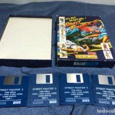 Jeux Vidéo et Consoles: JUEGO COMMODORE AMIGA STREET FIGHTER 2. Lote 235710360