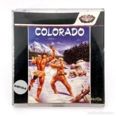Videojuegos y Consolas: COLORADO PROEIN SOFT LINE ESPAÑA SILMARILS 1990 DISCO 3½ JUEGO DE ORDENADOR COMMODORE AMIGA DISKETTE. Lote 236181605