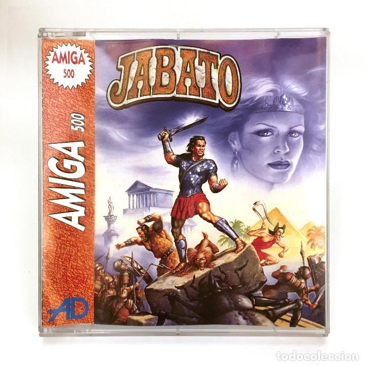 JABATO DINAMIC SOFTWARE AVENTURAS AD CONVERSACIONAL DISK DISCO 3½ JUEGO DE COMMODORE AMIGA DISKETTE (Juguetes - Videojuegos y Consolas - Amiga)