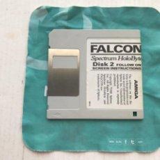 Videojuegos y Consolas: FALCON SPECTRUM HOLOBYTE DISKETE DISKET DISQUETE FLOPPY DISK 2 INFORMATICA KREATEN. Lote 236643905