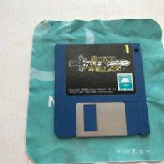 Videojuegos y Consolas: SWORD OF SODAN DISKETE DISKET DISQUETE FLOPPY DISK INFORMATICA KREATEN. Lote 236644560