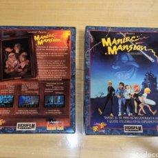 Jeux Vidéo et Consoles: MANIAC MANSION - ERBE - LUCASFILM - SOLO CAJA. Lote 238098400