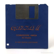 Videojuegos y Consolas: GAZZA II EMPIRE SOFTWARE 1990 FUTBOL PAUL GASCOIGNE SOCCER COMMODORE AMIGA 500 1000 2000 DISKETTE 3½. Lote 243103365