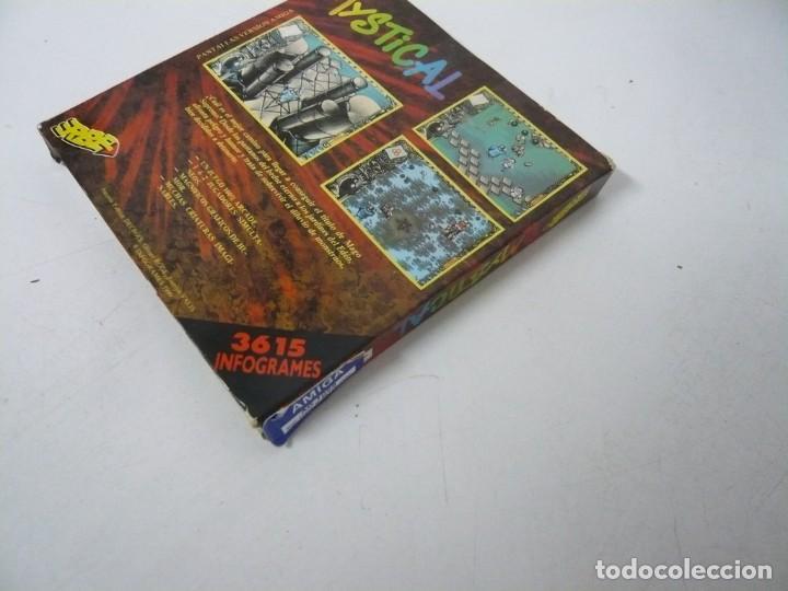 Videojuegos y Consolas: MYSTICAL / CAJA CARTÓN / COMMODORE AMIGA / RETRO VINTAGE / DISCO - DISKETTE - DISQUETE - Foto 3 - 253706650