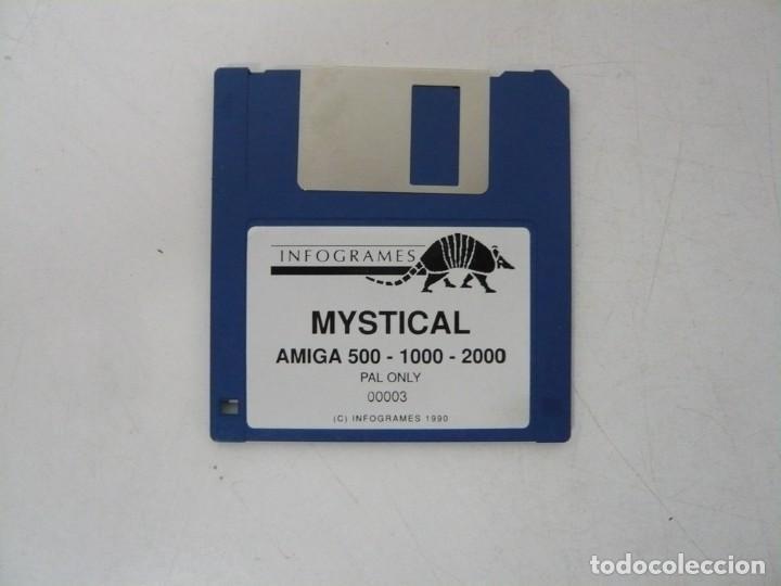 Videojuegos y Consolas: MYSTICAL / CAJA CARTÓN / COMMODORE AMIGA / RETRO VINTAGE / DISCO - DISKETTE - DISQUETE - Foto 8 - 253706650