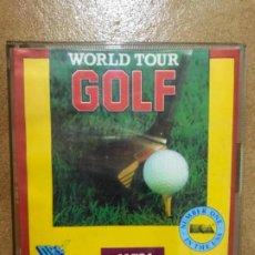 Videojuegos y Consolas: WORLD TOUR GOLF AMIGA. Lote 260536255