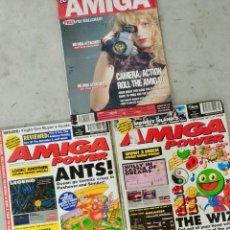Videojuegos y Consolas: LOTE AMIGA POWER PC COMMODORE. Lote 262587180
