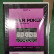 Videojuegos y Consolas: JOKER POKER - COMMODORE AMIGA. Lote 263557175