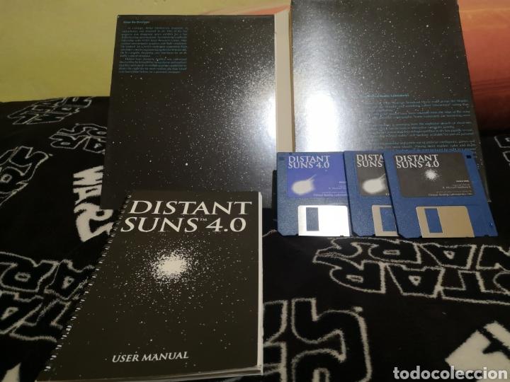 Videojuegos y Consolas: Distant Suns 4.1 Commodore Amiga - Foto 2 - 267585714