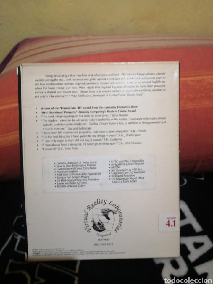Videojuegos y Consolas: Distant Suns 4.1 Commodore Amiga - Foto 3 - 267585714